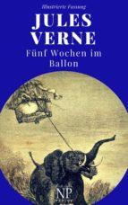 Fünf Wochen im Ballon (ebook)