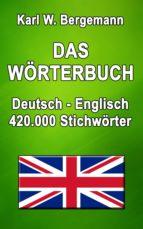 DAS WÖRTERBUCH DEUTSCH-ENGLISCH