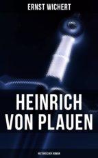Heinrich von Plauen (Historischer Roman) (ebook)