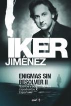 ENIGMAS SIN RESOLVER II (ebook)