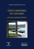 Léxico disponible en Cantabria (eBook)