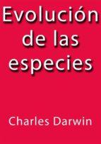 Evolución de las especies (ebook)