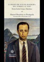 La poesía de Manuel Bandeira: del mármol al yeso (ebook)