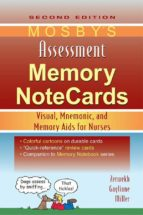 Mosby's Assessment Memory NoteCards E-Book (ebook)