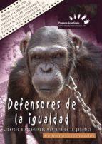 Defensores de la igualdad (ebook)