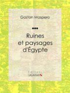 Ruines et paysages d'Égypte (ebook)