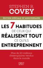 Les 7 habitudes de ceux qui réussissent tout ce qu'ils entreprennent (ebook)