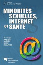 Minorités sexuelles, Internet et santé (ebook)