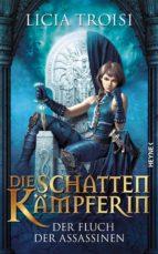 Die Schattenkämpferin - Der Fluch der Assassinen (ebook)