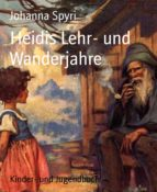 Heidis Lehr- und Wanderjahre (ebook)