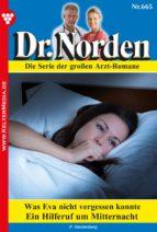 DR. NORDEN 665 - ARZTROMAN