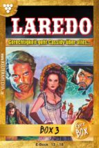Laredo Jubiläumsbox 3 – Western (ebook)