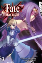 FATE/STAY NIGHT - EINZELBAND 03