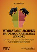 Wohlstand sichern im demografischen Wandel (ebook)