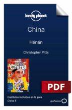 China 5. Hénán (ebook)
