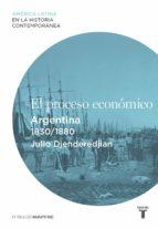 El proceso económico. Argentina (1830-1880) (ebook)