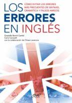 Los errores en inglés (ebook)