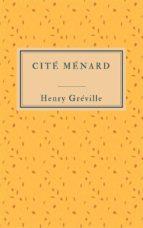 Cité Ménard (ebook)