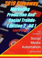 2019 Giveaway Marketing Prediction and Social Trends (eBook)