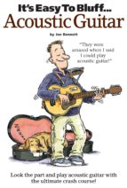 It's Easy To Bluff... Acoustic Guitar (ebook)