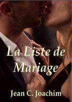 La Liste de Mariage (ebook)