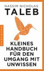 Kleines Handbuch für den Umgang mit Unwissen (ebook)