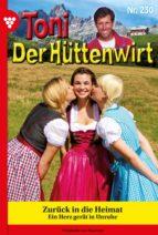 Toni der Hüttenwirt 230 – Heimatroman (ebook)