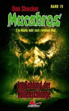 DAN SHOCKER'S MACABROS 19