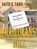 O'Halloran's Will (ebook)