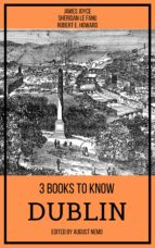 3 BOOKS TO KNOW DUBLIN