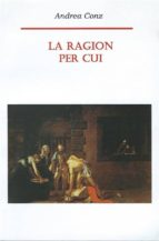La ragion per cui (ebook)