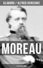 MOREAU: Historischer Roman (ebook)