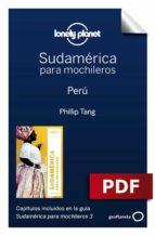 Sudamérica para mochileros 3. Perú (ebook)