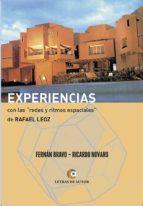 """EXPERIENCIAS con las """"redes y ritmos espaciales"""" de RAFAEL LEOZ"""