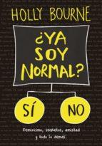 ¿Ya soy normal? (ebook)