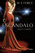 Escándalo (Celebrity 1) (ebook)