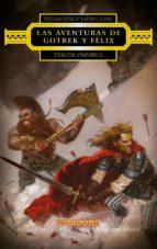 Las aventuras de Gotrek y Félix. Tercer ómnibus (ebook)