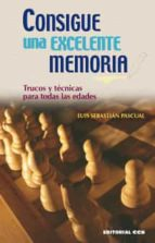 Consigue una excelente memoria (ebook)