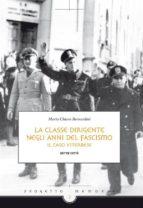 La classe dirigente Viterbese negli anni del fascismo