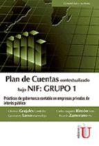 Plan de Cuentas bajo NIF: Grupo 1 (ebook)
