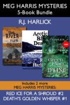 Meg Harris Mysteries 5-Book Bundle (ebook)