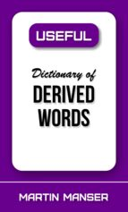 Useful Dictionary of Derived Words (ebook)