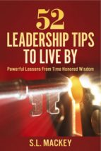 52 Leadership Tips To Live By (ebook)
