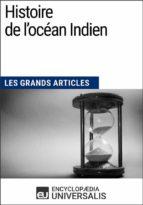 Histoire de l'océan Indien (ebook)