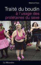 TRAITÉ DU BOUDIN À L'USAGE DES PROLÉTAIRES DU SEXE