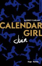 Calendar Girl - Juin -Extrait offert- (ebook)