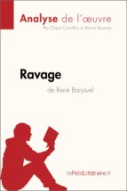 Ravage de René Barjavel (Analyse de l'oeuvre) (ebook)