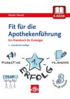 Fit für die Apothekenführung (ebook)