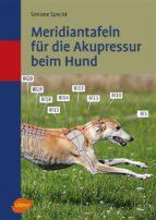 Meridiantafeln für die Akupressur beim Hund (ebook)