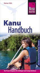 Reise Know-How Kanu-Handbuch (ebook)